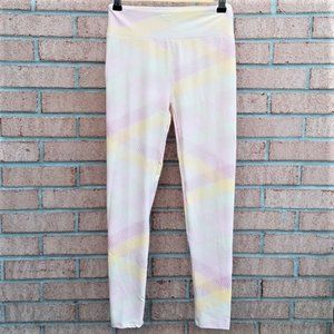 Lularoe Pastel Stripe OS Leggings